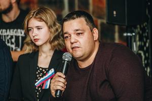 Дебаты штаба Навального со «Штабом народного единства» в Краснодаре ©Фото Дениса Яковлева, Юга.ру