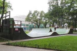 Сквер Молодежный в Краснодаре ©Фото пресс-службы администрации Краснодара