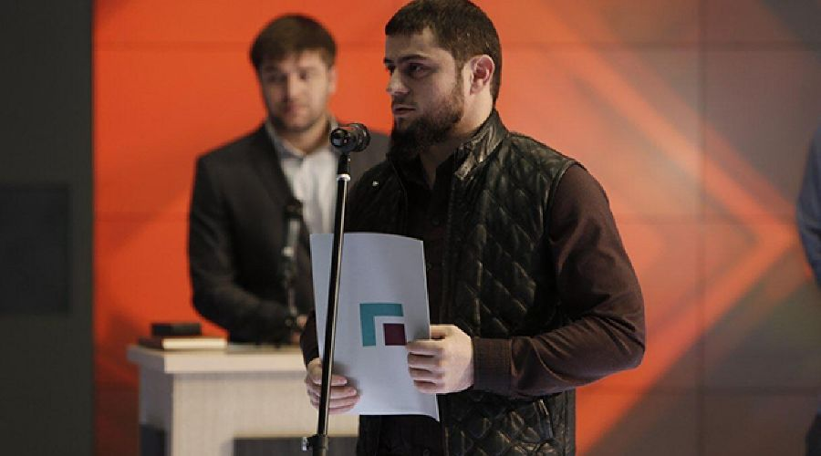 Ахмед Дудаев ©Фото с сайта grozny.tv