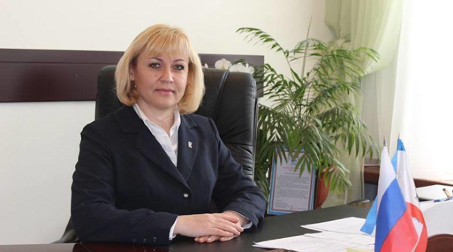Светлана Гевчук ©Фото с сайта feo.rk.gov.ru