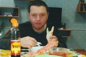 Вячеслав Цеповяз в колонии ©Фото с сайта mzk1.ru