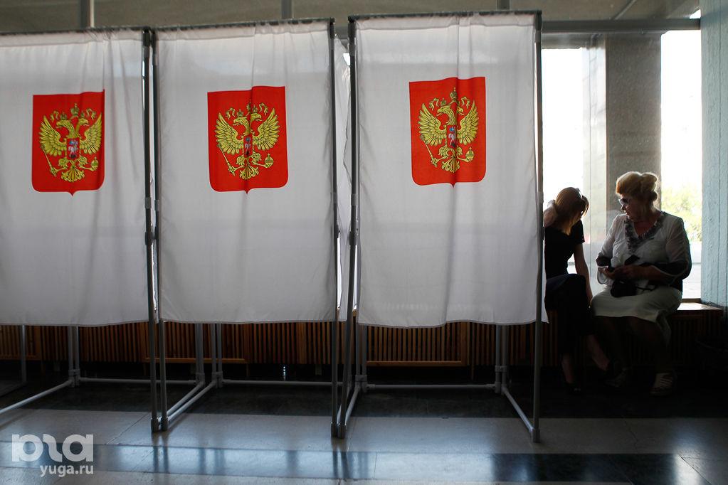 Выборы кандидата в губернаторы Ставропольского края ©Эдуард Корниенко, ЮГА.ру