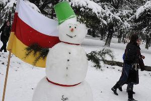 2011 год в фотографиях. Что происходит в Южной Осетии: фотохроника противостояния ©http://www.yuga.ru/photo/1033.html