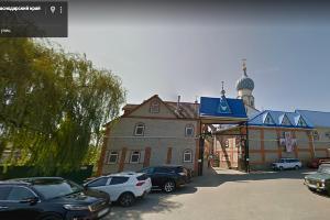 Свято-Духов мужской монастырь ©Фото со страницы www.google.ru/maps