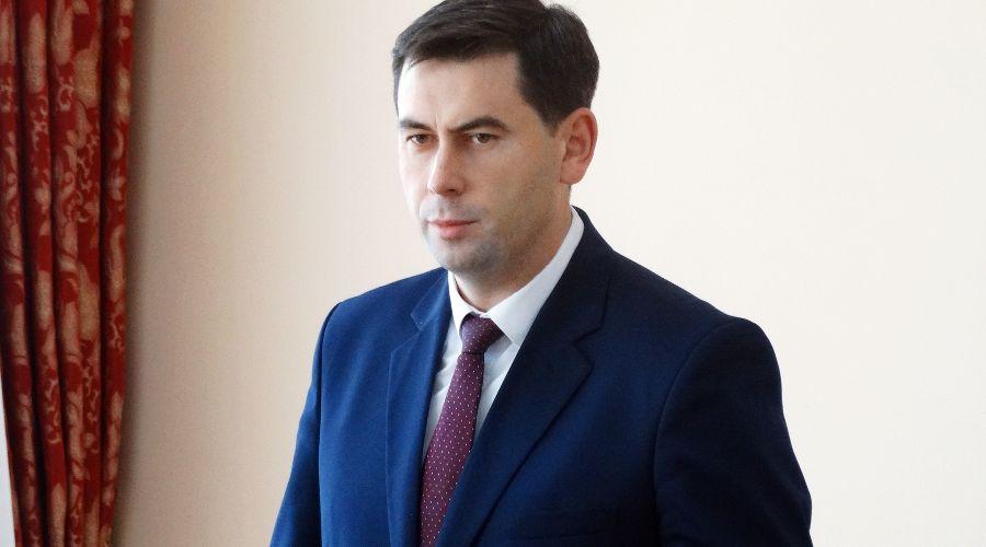 Станислав Гайнюченко ©Фото пресс-службы администрации Усть-Лабинска