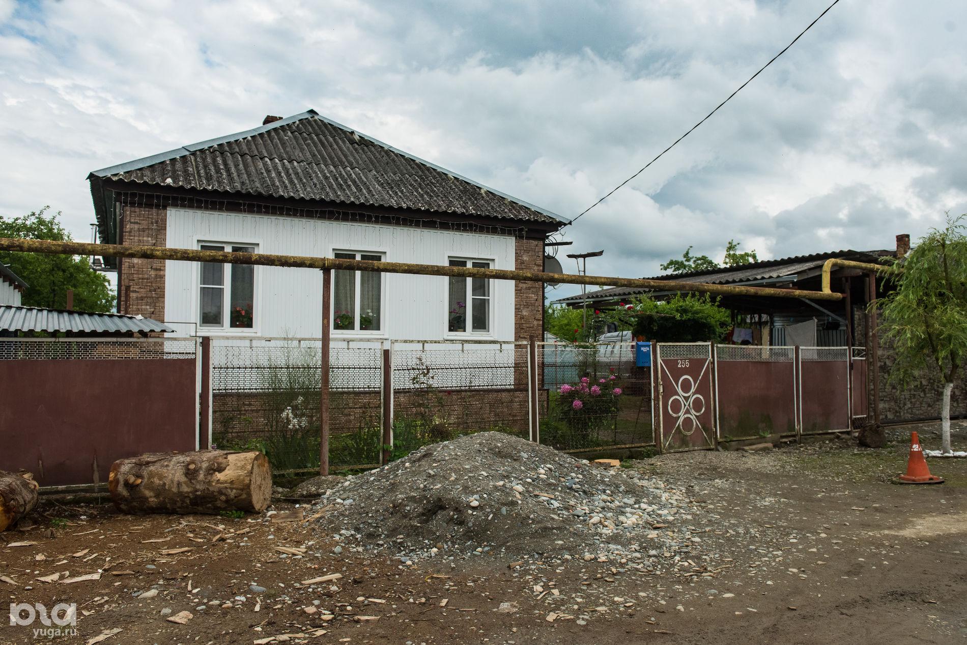 Дом убитой Натальи Дмитриевой ©Фото Елены Синеок, Юга.ру