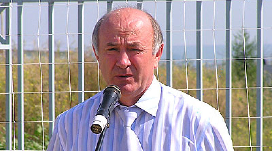 Вице-губернатор Кубани Николай Долуда ©Фото Юга.ру