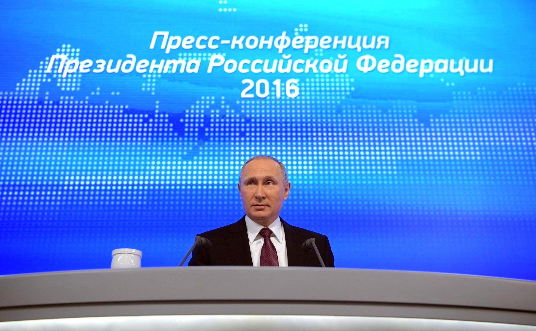 Путин объявил оподаче русского газа вКрым