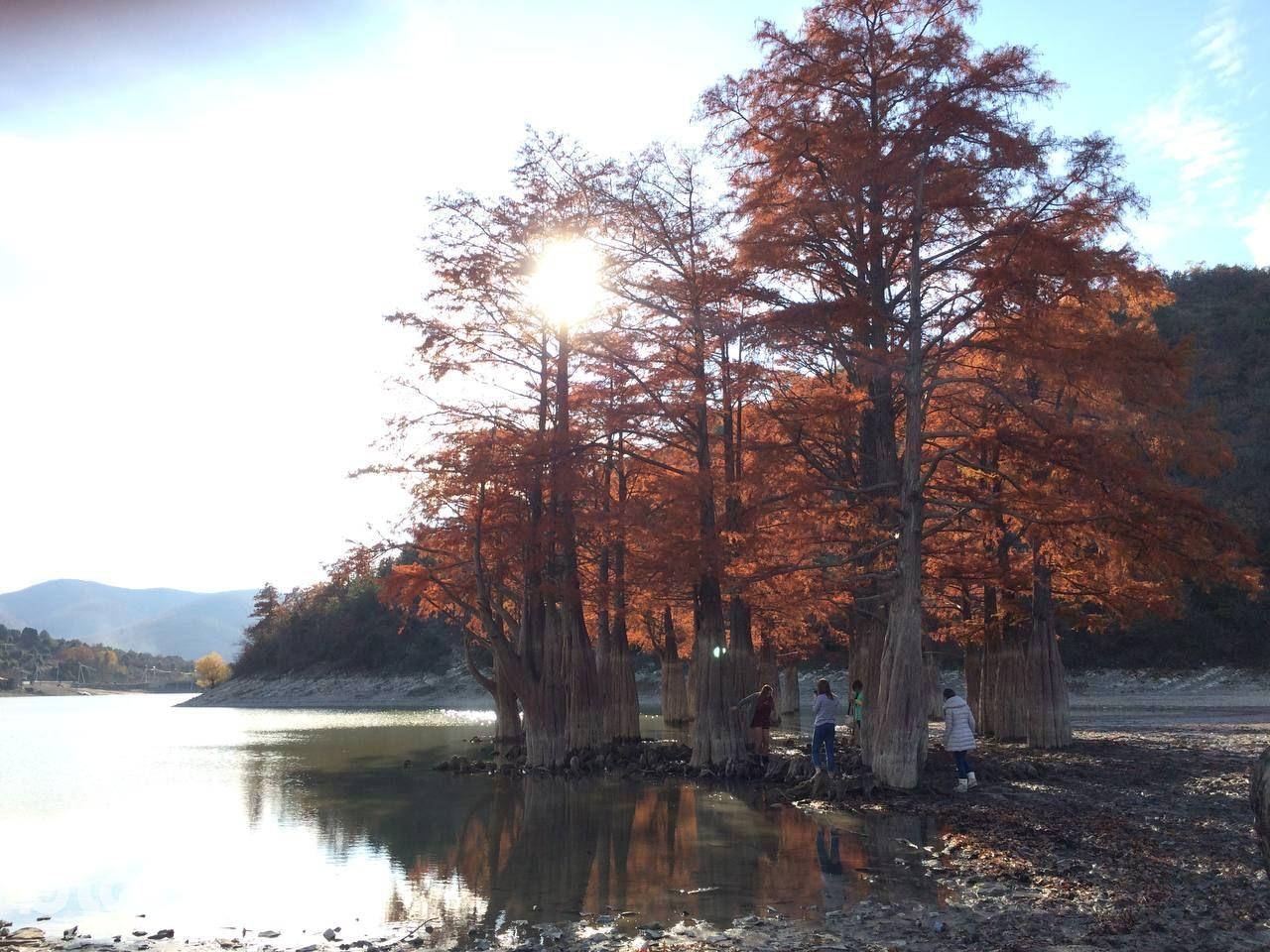 Озеро Сукко ©Фото Веры Ревиной для Юга.ру