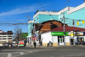 Вещевой рынок ©Фото Елены Синеок, Юга.ру