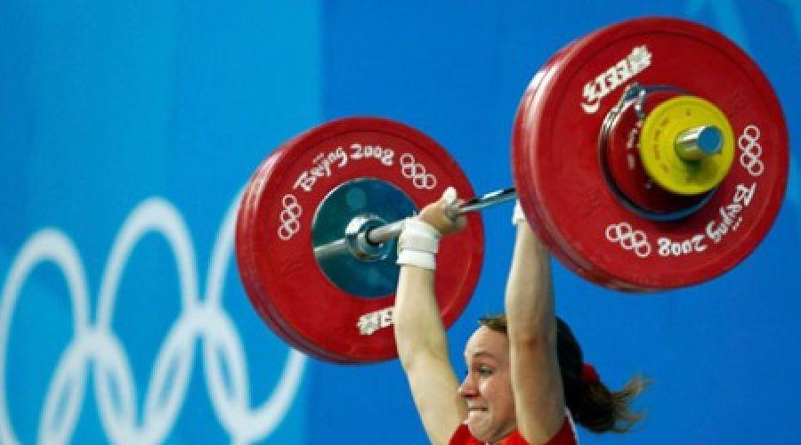 Марина Шаинова (тяжелая атлетика) ©Фото Юга.ру