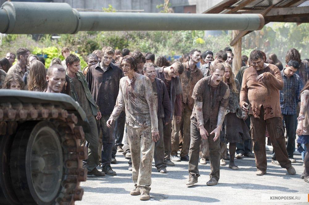 За100 дней эпидемия зомби уничтожит шансы человечества навыживание— ученые