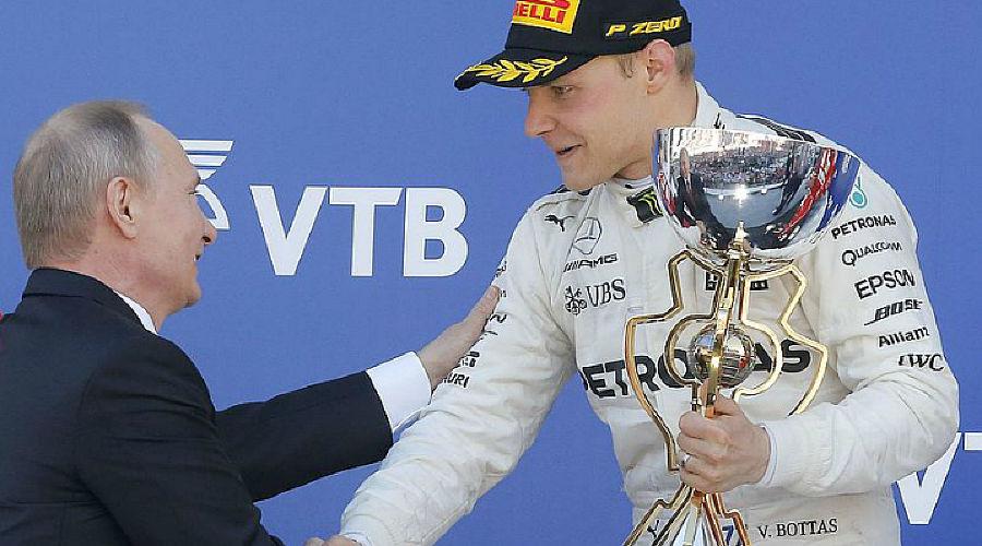Гран-при России «Формулы-1». Итоги ©automotorundsport.com