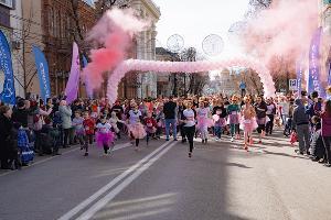 Женский забег Beauty Run ©Фото из группы TopLigaRun, vk.com/topligarun