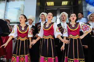 Открытие допофиса БИНБАНКА в Краснодаре ©Елена Синеок, ЮГА.ру