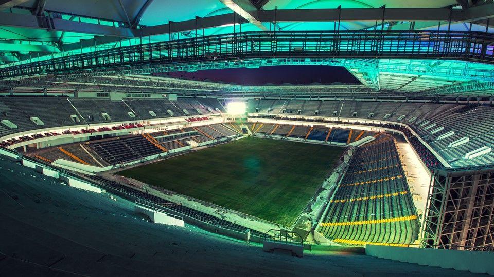 «Ростов-Арена» в октябре 2017 года ©Фото с сайта ru.fifa.com