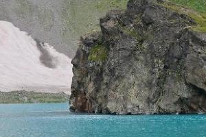 Остров Каменное сердце ©Фото из архива экспедиции, предоставил Юрий Кашин