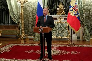 ©Фото пресс-службы администрации президента РФ