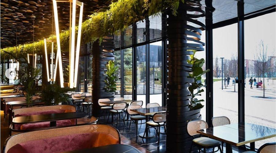Кафе «Краснодар» ©Фото со страницы instagram.com/officialparkkrasnodar