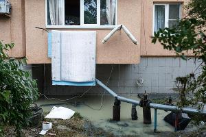 Последствия наводнения в Сочи ©Фото Романа Чугунова, Юга.ру