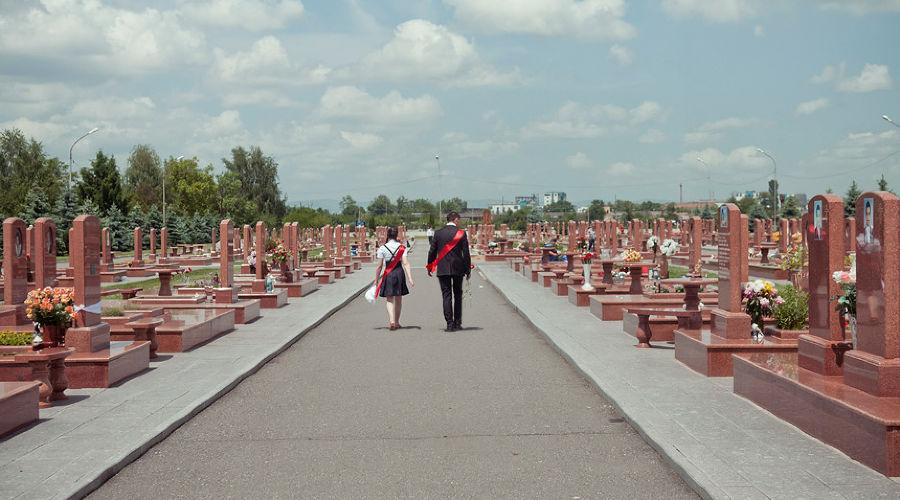парк ангелов беслан фото клиенты