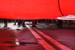 Акция «Бессмертный полк» в Краснодаре ©Фото Елены Синеок, Юга.ру