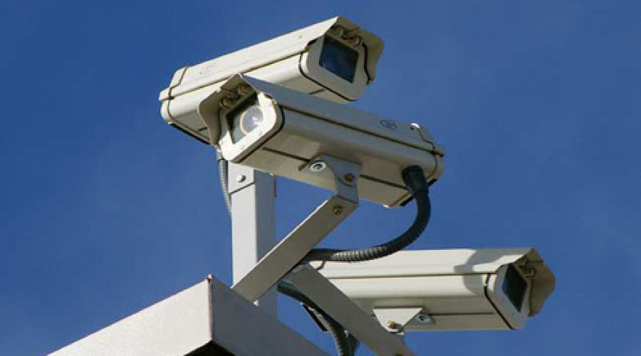 Камера видеонаблюдения ©Фото Юга.ру