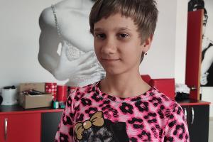 Наташа, 13 лет ©Фото Ирины Ефимовой