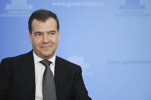 Дмитрий Медведев ©Фото с сайта government.ru
