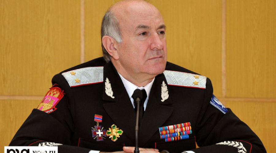Николай Долуда ©Фото Юга.ру