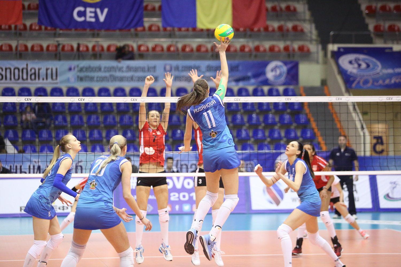Краснодарское «Динамо» лишилось шансов навыход вплей-офф Лиги чемпионов