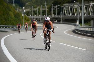 Соревнования по триатлону IRONSTAR ©Фото пресс-службы IRONSTAR