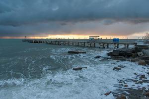 """Открытие здания морского вокзала """"Мацеста"""" в Сочи ©Фото Нины Зотиной, Юга.ру"""