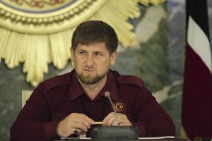 Рамзан Кадыров ©Фото пресс-службы главы и правительства Чеченской Республики