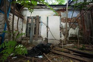 Аварийное жилье в центре Краснодара ©Фото Елены Синеок, Юга.ру
