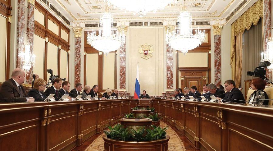 ©Фото пресс-службы Правительства России