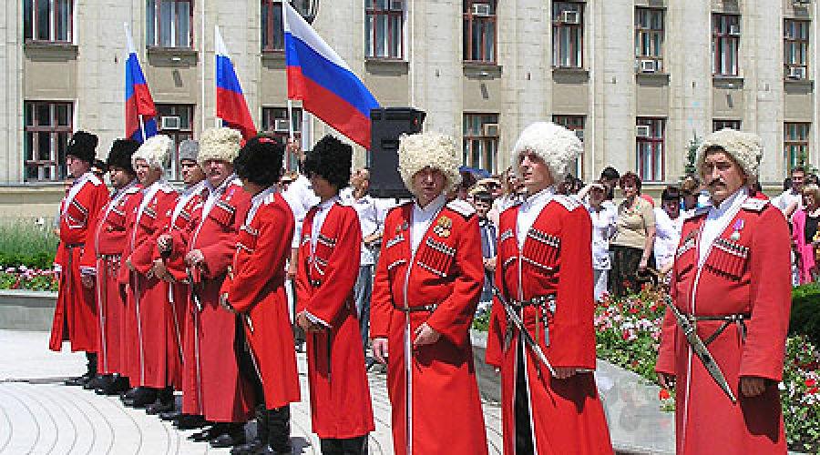 Казачий пост № 1 в Краснодаре ©Фото Юга.ру