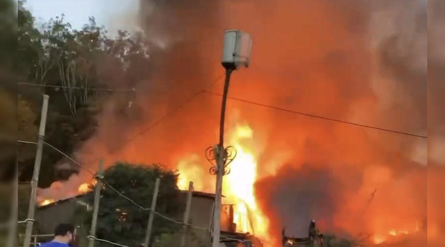 ©Скриншот видео из телеграм-канала «Сочи онлайн», t.me/gorodsochi