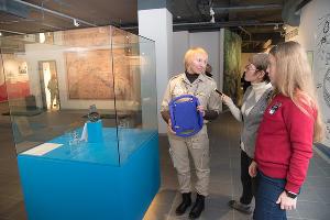 Музей археологии на курорте «Роза Хутор» ©Фото пресс-службы курорта «Роза Хутор»