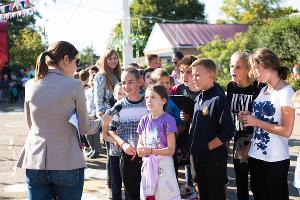 Школа-интернат №1 для детей с нарушениями речи в станице Елизаветинской ©Фото Елены Синеок, Юга.ру