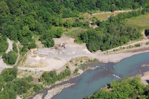 Река Сочи ©Фото пресс-службы МУП г. Сочи «Водоканал»