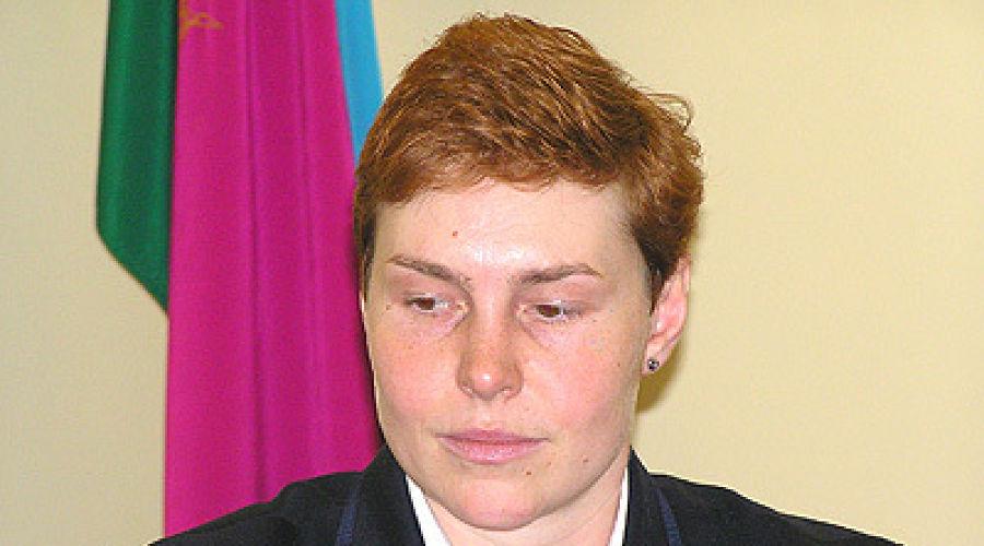 Виктория Токовая (Сочи) - участница Олимпийских игр в Турине ©Фото Юга.ру