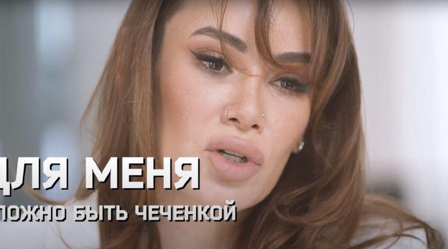 "Айза Анохина ©Скриншот программы ""Осторожно, Собчак!"", youtube.com/watch?v=MICBu4LPWOQ"