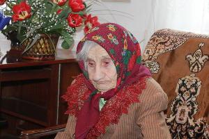 Ольга Федоровна Харитонова ©Фото пресс-службы Брюховецкого района