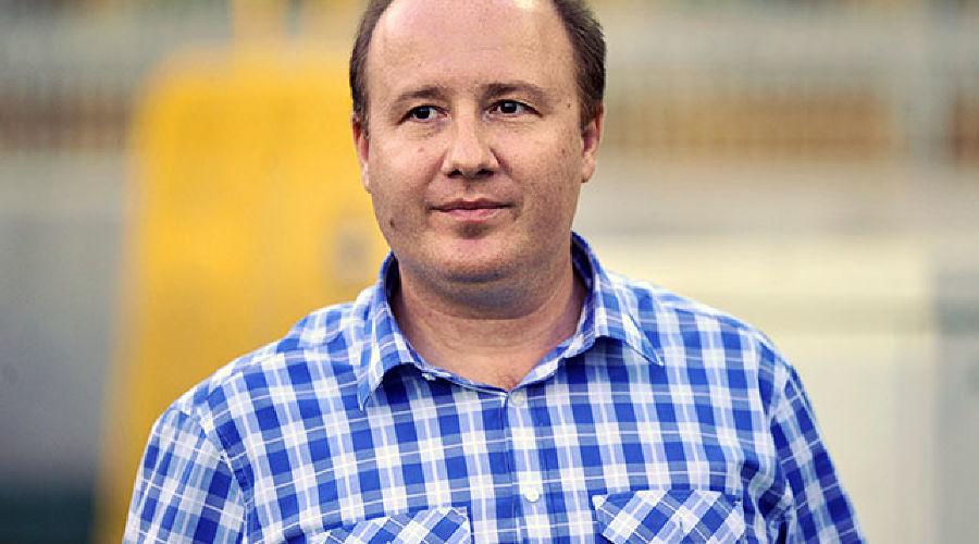 Абсалутдин Агарагимов ©Фото пресс-службы ФК «Анжи»