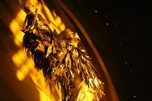 Кадр из спектакля «Золотой петушок» ©Фотография предоставлена пресс-службой Краснодарского молодежного театра