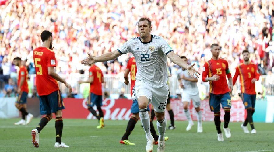 Артем Дзюба ©Фото с сайта ru.fifa.com