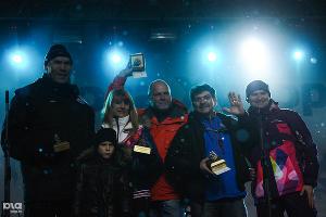 """Открытие зимнего сезона в """"Розе Хутор"""" ©Нина Зотина, ЮГА.ру"""