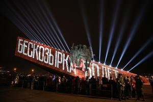Патриотическая акция «Бескозырка» в Новороссийске ©Фото ВиталияТимкива, Юга.ру