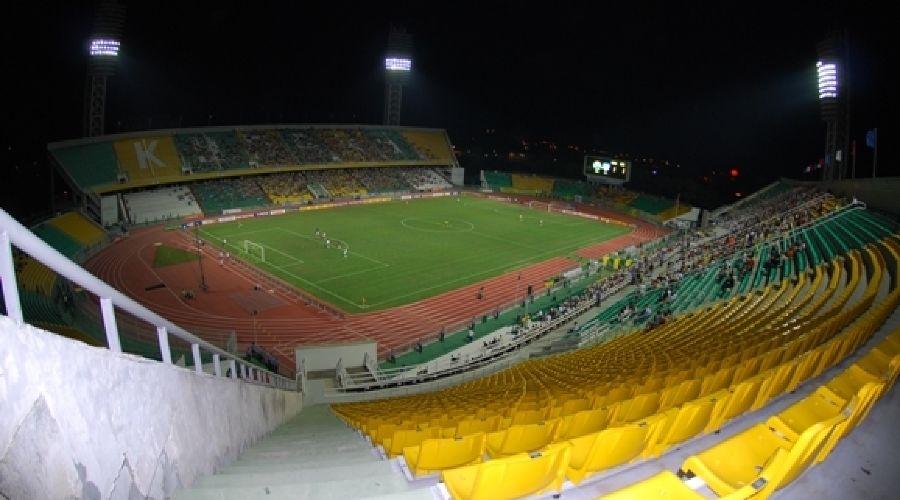 "Стадион ""Кубань"" ©Фото Юга.ру"